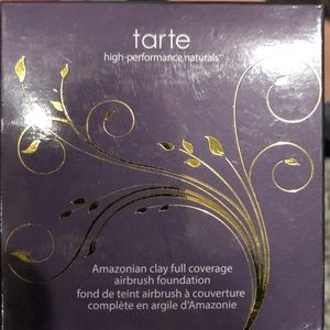 Tarte Amazonian clay full coverage airbrush makeup